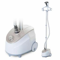 HOMCOM 1.8L 1200W Clothes Garment Steamer Electric Household