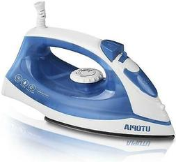 1200w travel steam iron clothes electric press