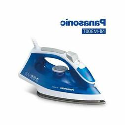 Panasonic 220 Volt NI-M300T Steam Iron Non-Stick Titanium-Co