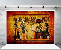 Laeacco 7x5FT Vinyl Photography Background Old Egypt Natural