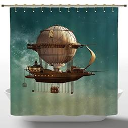 Anti-Bacterial Shower Curtain by iPrint,Fantasy Decor,Surrea