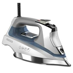 BLACK+DECKER Allure™ Digital Professional Steam Iron, Gray