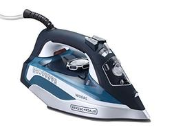 Black & Decker X2150 2200-Watt Auto-Shut Off Steam Iron, 220