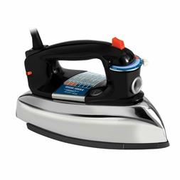 BLACK+DECKER Classic Steam Iron Easy Glide, Anti-Drip, Autom