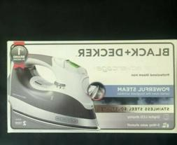 BLACK+DECKER Digital Advantage Professional Steam Iron, LCD