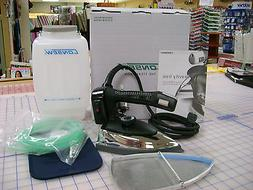 Consew CES 94A Industrial Gravity Steam Iron w/ Teflon Shoe