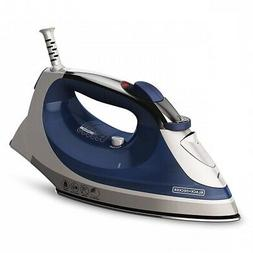 Corded Stainless Steel Steam Iron For Clothes With Smart Ste