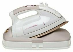 Maytag Cordless Steam Iron, Titanium Soleplate, Docking Crad