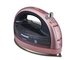 Panasonic cordless steam W head Iron NI-WL603-P