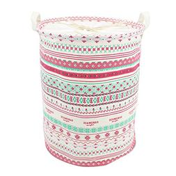 Homele Cute Laundry Basket for Women Girl Kids Baby, Waterpr