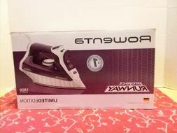 Rowenta DW8152  Professional Steam Iron Limited Edition Proj