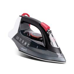 Electric Steam Irons 2200W Malfunction 3 Core Ceramic Solepl
