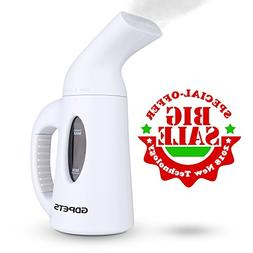 Steamer for Clothes, Clothes Steamer, Mini 120ML Portable Ha