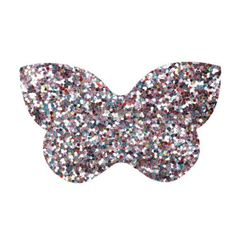 10pcs/lot Cute Glitter Iron-On Sewing Applique