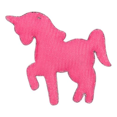 10pcs/lot Unicorn Iron-On Patches Sew DIY