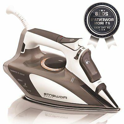 Rowenta Iron Stainless Steel with Auto-Off,