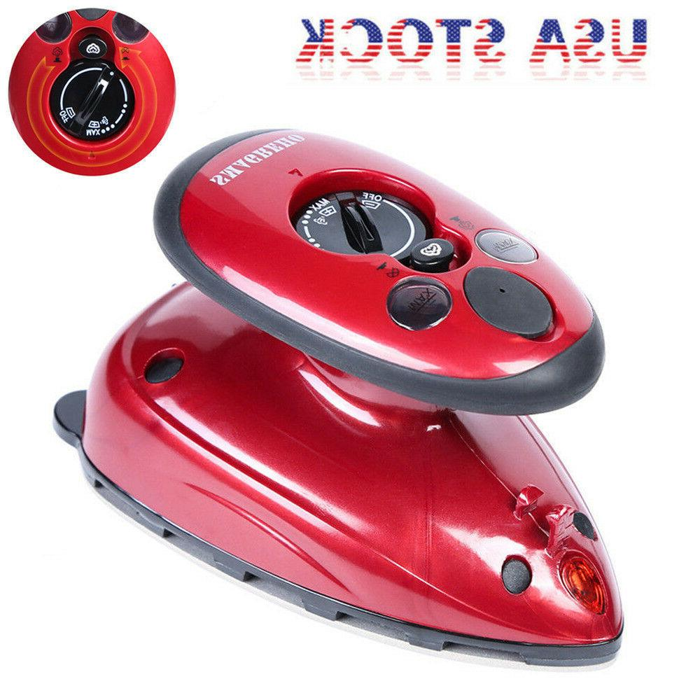 2018 mini electric steam dry iron