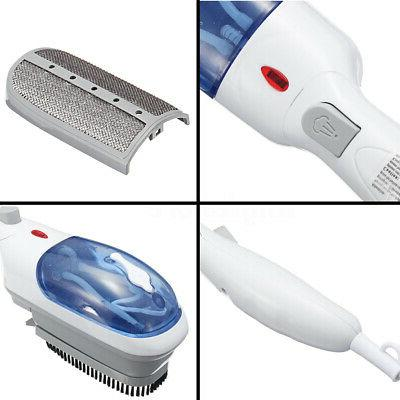 800W Clothes Iron Handheld Fabric Steamer