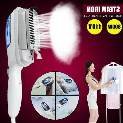 800w clothes portable steam iron home handheld