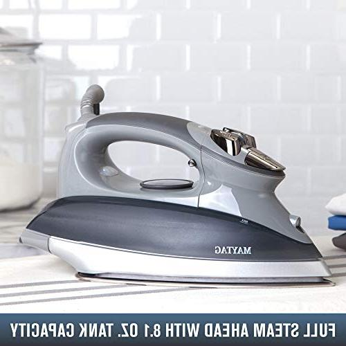 Maytag Steam Vertical Steamer with Stainless Sole Function + Thermostat