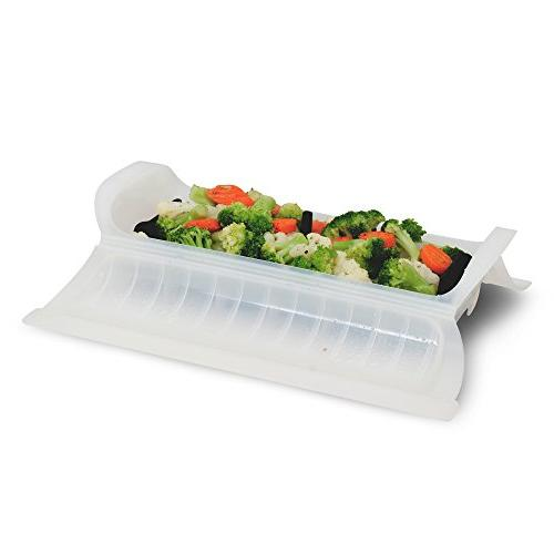 Ronco RG2001DRM Steamer Basket for Ready Grill, White
