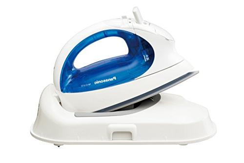 Panasonic Compact Cordless Iron genuine products】【Ships from
