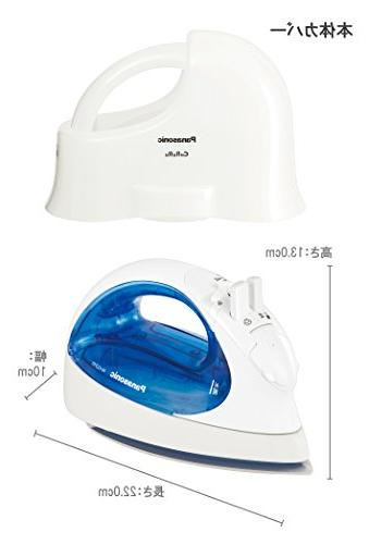 Panasonic Compact Iron Domestic genuine products】【Ships from JAPAN】