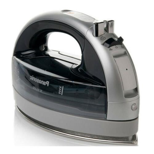 Panasonic Iron with Stainless Soleplate