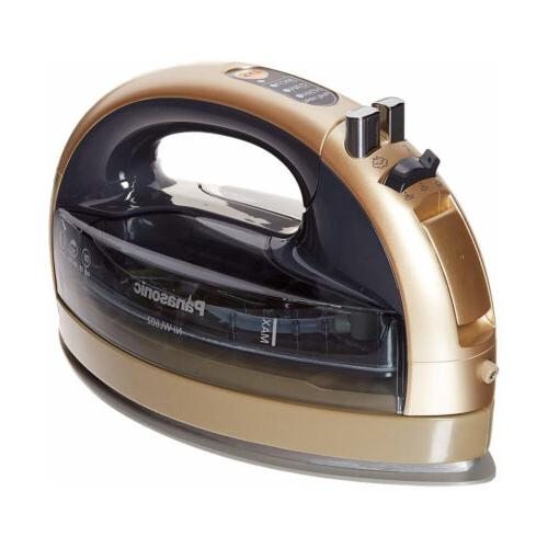 cordless 360 freestyle steam dry iron curved