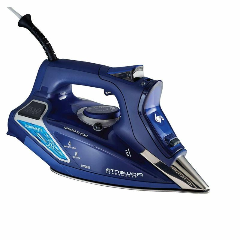 dw9280 digital display steam iron stainless steel
