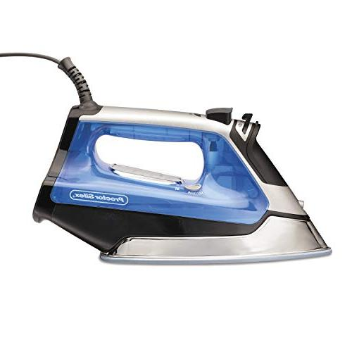 Proctor Silex Electronic Nonstick Soleplate Blue