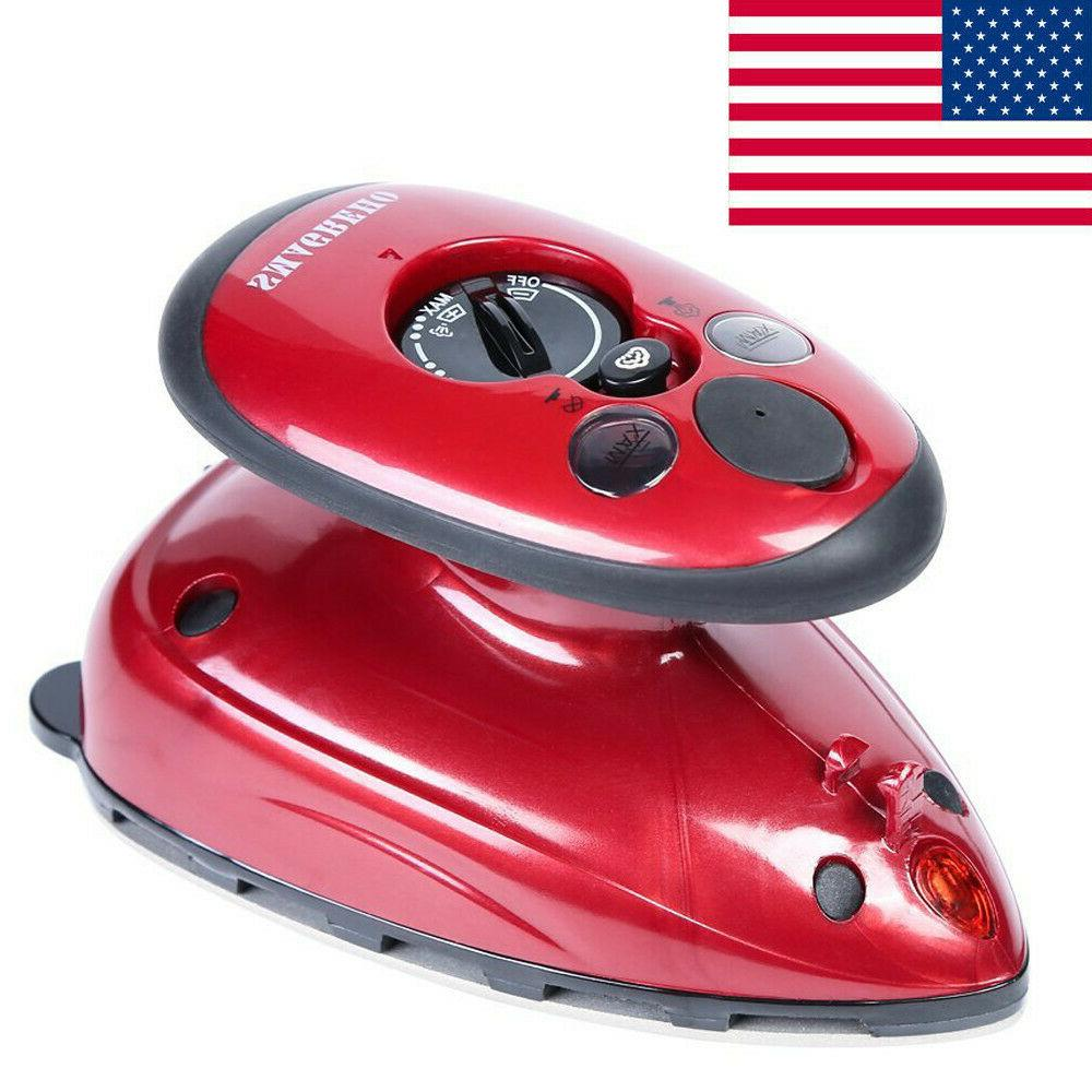 hot mini travel steam iron with dual