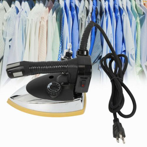 IndustrialElectric Steam Iron Steamer 60~220℃+3L Tank 1000W Commercial