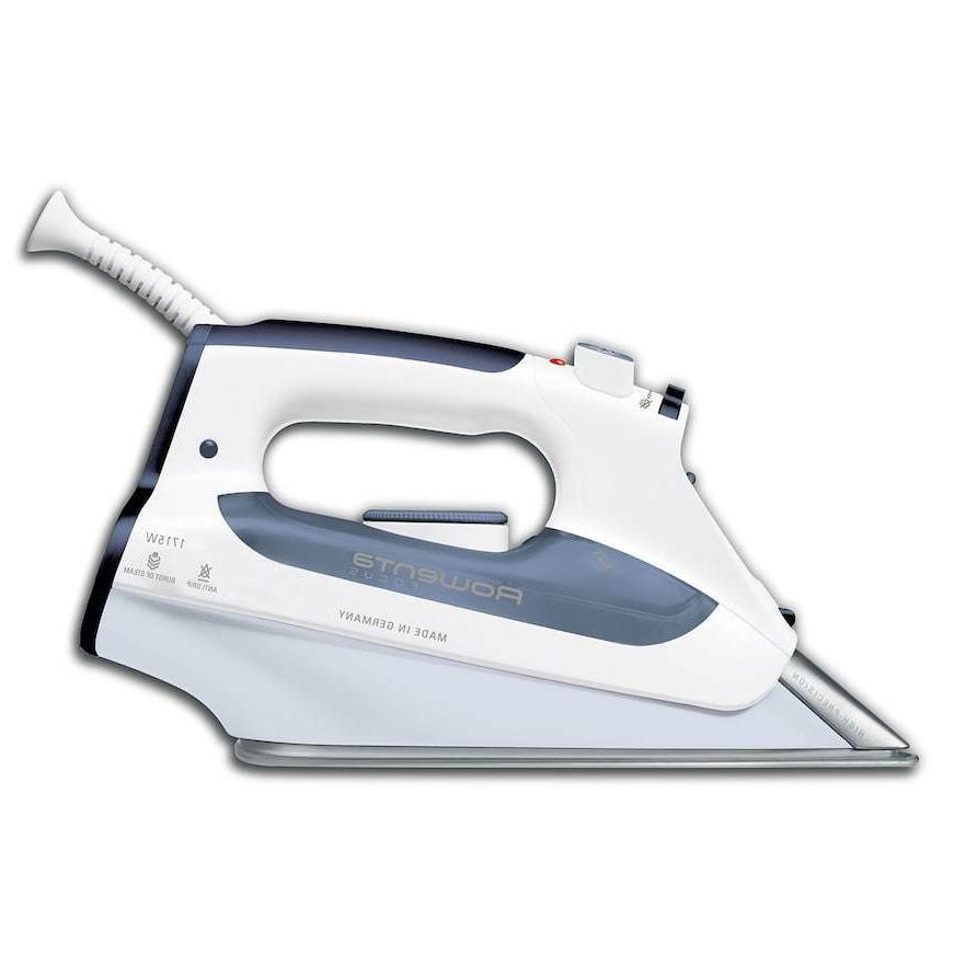 Rowenta Limited Edition Focus Steam Iron, Blue