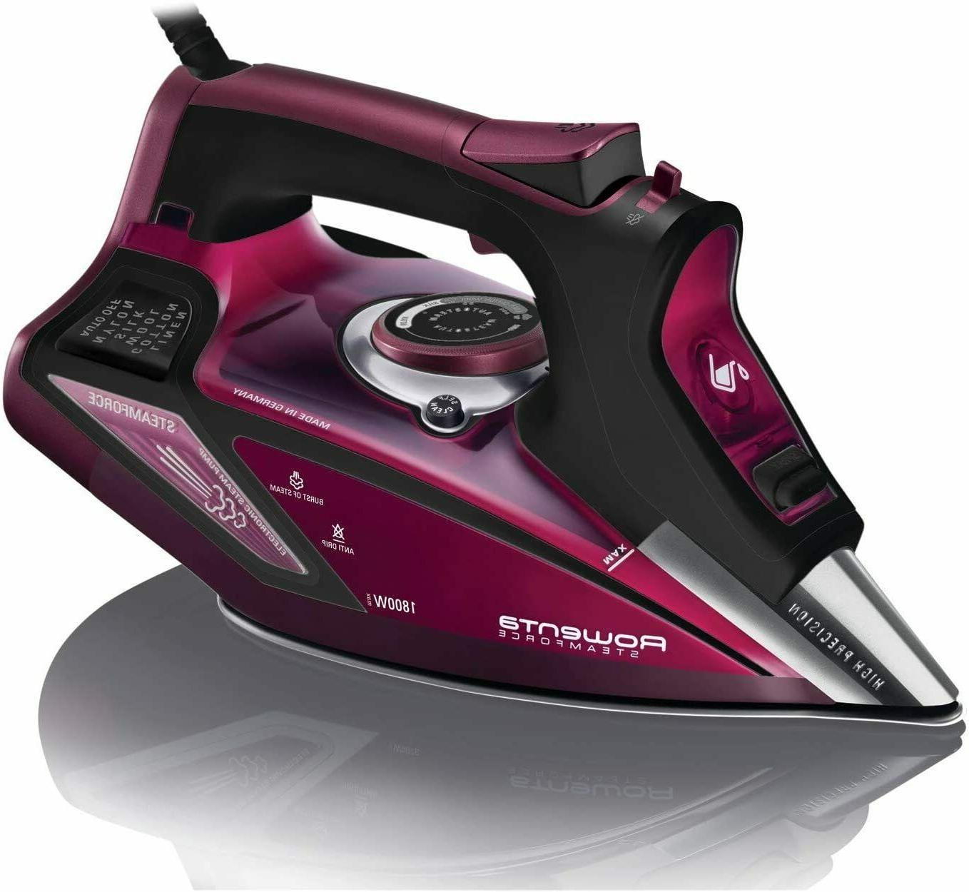new steam irons with auto off anti