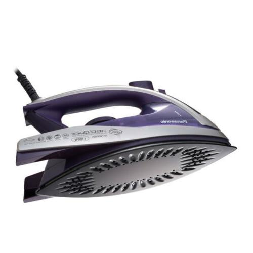 Panasonic NI-W950 Dry Steam with Soleplate