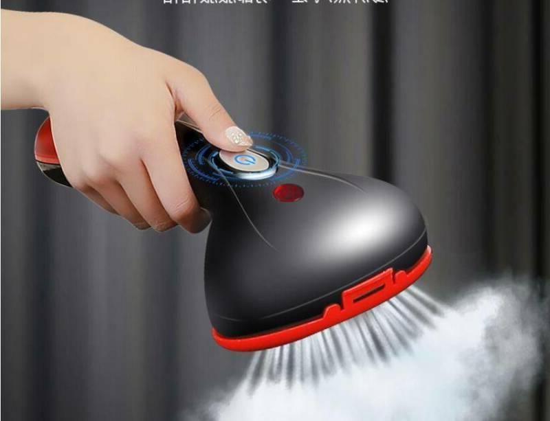 portable electric steam iron handheld fabric clothes