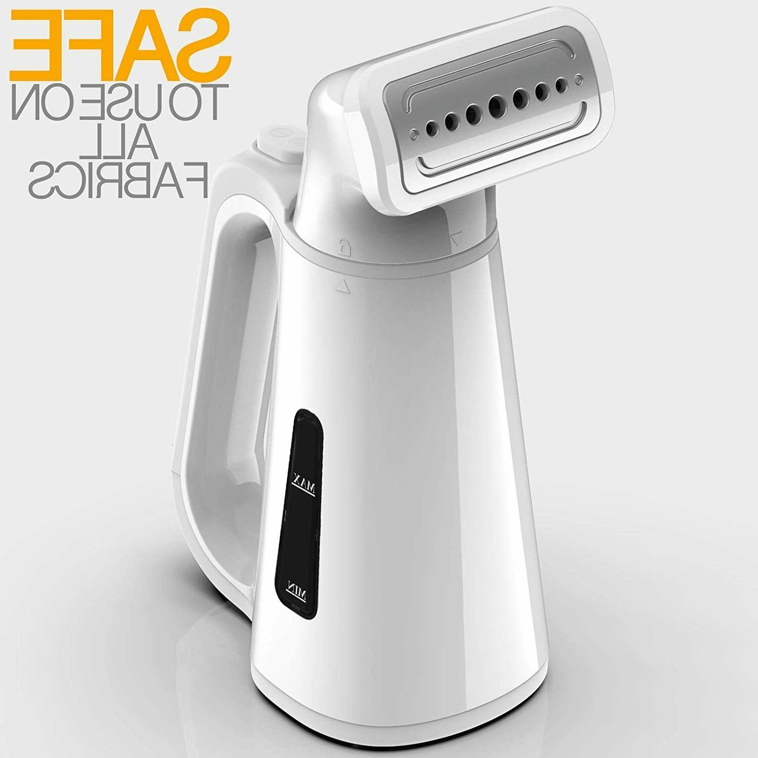Portable Hand Held Steamer For Clothes Fabric Steam Iron NEW