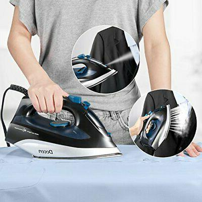 Irons for Clothes Variable Temperature, Anti-Drip