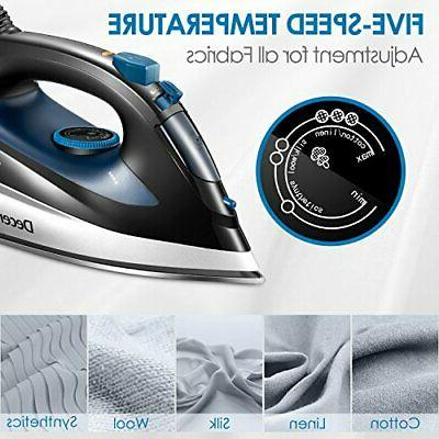 Steam Iron, Irons for Clothes