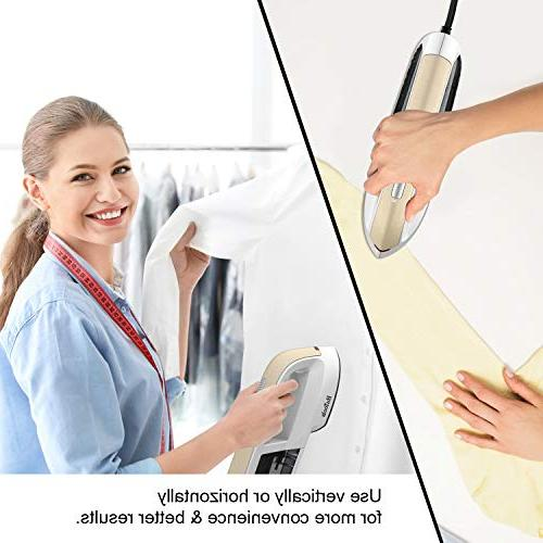 HuTools Iron, Garment Steamer, Home Travel with