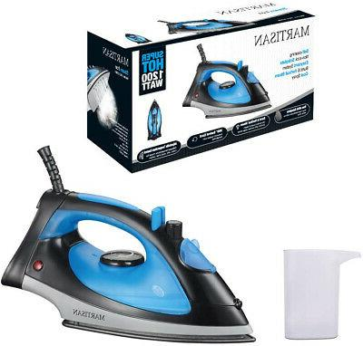 Steam Iron Travel Electric Press Garment Small Compact