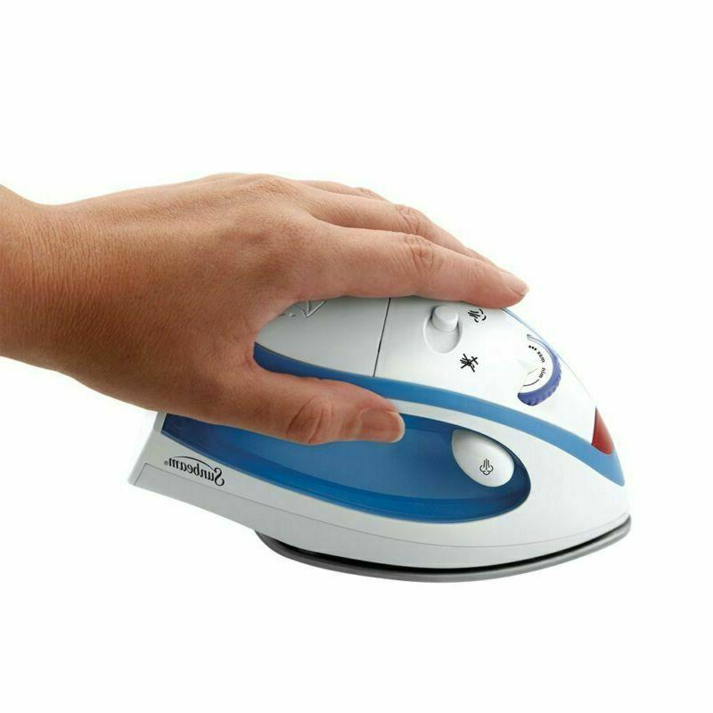 Sunbeam Portable Compact Iron Dual