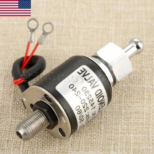 US STOCK Iron Solenoid Valve Steam Control Switch 145230 For