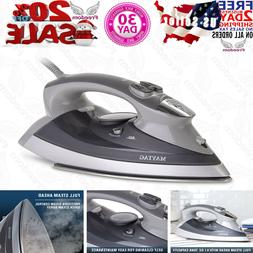 Maytag M400 Speed Heat Steam Iron & Vertical Steamer Stainle