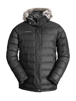 Eddie Bauer Men's Boundary Pass Parka, Dk Smoke Regular XL