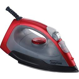BRENTWOOD MPI-54 Nonstick Steam/Dry, Spray Iron electronic c