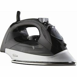 Brentwood MPI-90BK Power Steam Iron Stainlss Blck