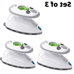NEW! Steamfast HOME & AWAY STEAM IRON Travel Mini Size Power