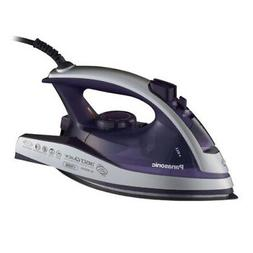 Panasonic NI-W950 Dry and Steam Iron with Non-Stick Soleplat